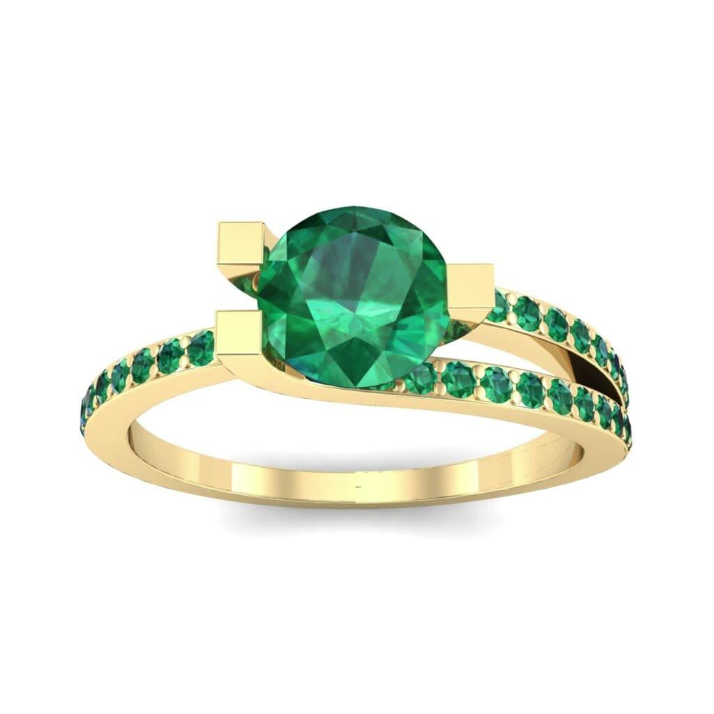 Ij008 Render 1 01 Camera2 Stone 1 Emerald 0 Floor 0 Metal 3 Yellow Gold 0 Emitter Aqua Light 0.jpg