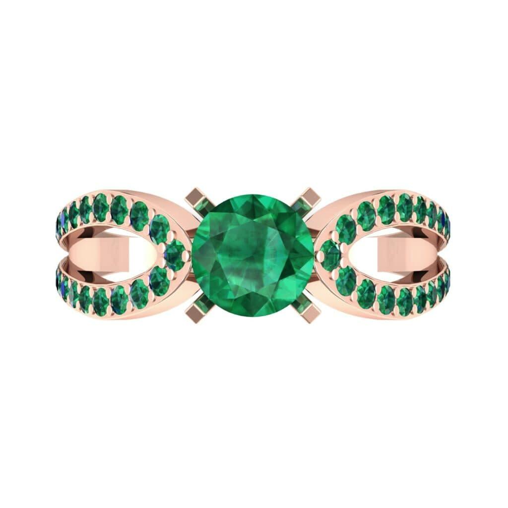 Ij012 Render 1 01 Camera4 Stone 1 Emerald 0 Floor 0 Metal 2 Rose Gold 0 Emitter Aqua Light 0.jpg