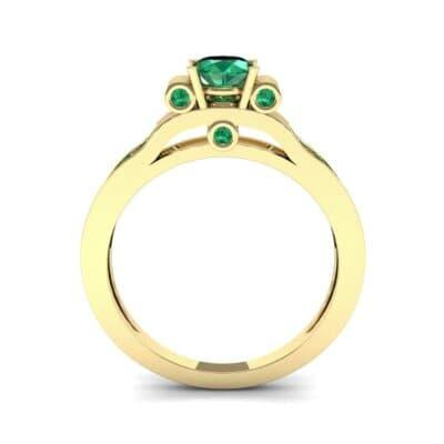 Ij013 Render 1 01 Camera3 Stone 1 Emerald 0 Floor 0 Metal 3 Yellow Gold 0 Emitter Aqua Light 0.jpg