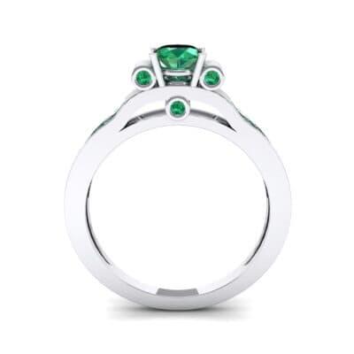 Ij013 Render 1 01 Camera3 Stone 1 Emerald 0 Floor 0 Metal 4 White Gold 0 Emitter Aqua Light 0.jpg