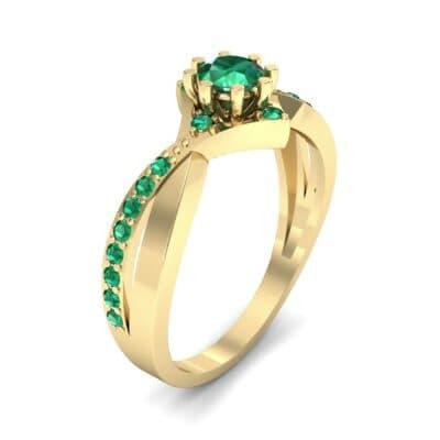 Ij014 Render 1 01 Camera1 Stone 1 Emerald 0 Floor 0 Metal 3 Yellow Gold 0 Emitter Aqua Light 0.jpg