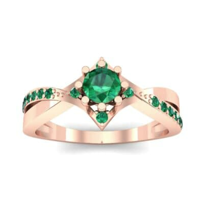 Ij014 Render 1 01 Camera2 Stone 1 Emerald 0 Floor 0 Metal 2 Rose Gold 0 Emitter Aqua Light 0.jpg