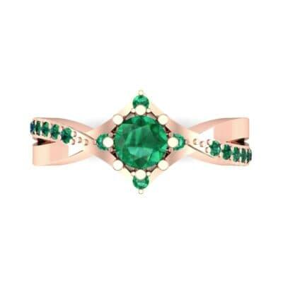 Ij014 Render 1 01 Camera4 Stone 1 Emerald 0 Floor 0 Metal 2 Rose Gold 0 Emitter Aqua Light 0.jpg