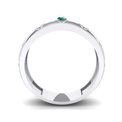 Ij027 Render 1 01 Camera3 Stone 1 Emerald 0 Floor 0 Metal 4 White Gold 0 Emitter Aqua Light 0.jpg
