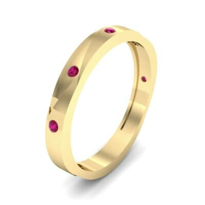 Vault Ruby Ring (0.08 CTW)