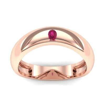 Ij034 Render 1 01 Camera2 Stone 2 Ruby 0 Floor 0 Metal 2 Rose Gold 0 Emitter Aqua Light 0