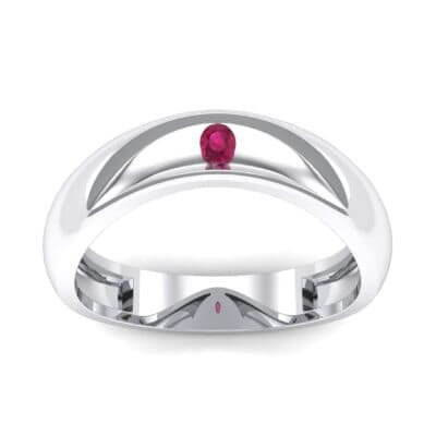 Ij034 Render 1 01 Camera2 Stone 2 Ruby 0 Floor 0 Metal 4 White Gold 0 Emitter Aqua Light 0