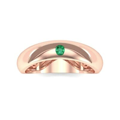 Ij034 Render 1 01 Camera4 Stone 1 Emerald 0 Floor 0 Metal 2 Rose Gold 0 Emitter Aqua Light 0
