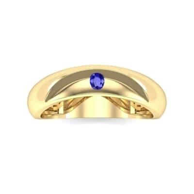 Ij034 Render 1 01 Camera4 Stone 3 Blue Sapphire 0 Floor 0 Metal 3 Yellow Gold 0 Emitter Aqua Light 0