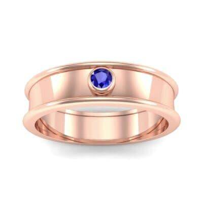 Ij037 Render 1 01 Camera2 Stone 3 Blue Sapphire 0 Floor 0 Metal 2 Rose Gold 0 Emitter Aqua Light 0