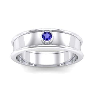 Ij037 Render 1 01 Camera2 Stone 3 Blue Sapphire 0 Floor 0 Metal 4 White Gold 0 Emitter Aqua Light 0