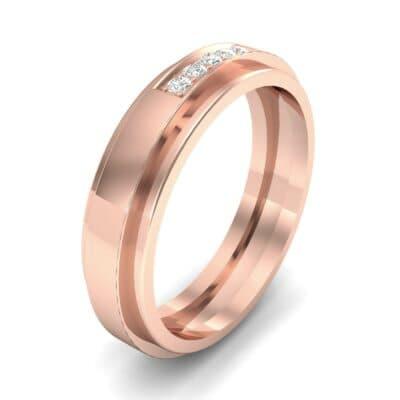 Avenue Solitaire Diamond Ring (0.08 CTW)