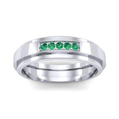 Ij038 Render 1 01 Camera2 Stone 1 Emerald 0 Floor 0 Metal 1 Platinum 0 Emitter Aqua Light 0