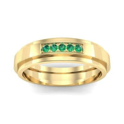 Ij038 Render 1 01 Camera2 Stone 1 Emerald 0 Floor 0 Metal 3 Yellow Gold 0 Emitter Aqua Light 0