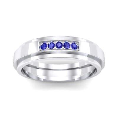 Ij038 Render 1 01 Camera2 Stone 3 Blue Sapphire 0 Floor 0 Metal 4 White Gold 0 Emitter Aqua Light 0
