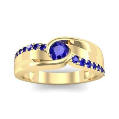 Ij047 Render 1 01 Camera2 Stone 3 Blue Sapphire 0 Floor 0 Metal 3 Yellow Gold 0 Emitter Aqua Light 0