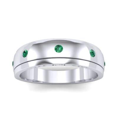 Ij053 Render 1 01 Camera2 Stone 1 Emerald 0 Floor 0 Metal 1 Platinum 0 Emitter Aqua Light 0