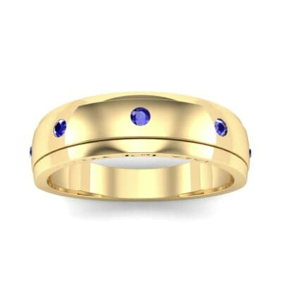 Ij053 Render 1 01 Camera2 Stone 3 Blue Sapphire 0 Floor 0 Metal 3 Yellow Gold 0 Emitter Aqua Light 0