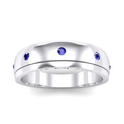 Ij053 Render 1 01 Camera2 Stone 3 Blue Sapphire 0 Floor 0 Metal 4 White Gold 0 Emitter Aqua Light 0