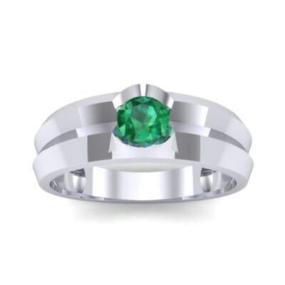 Ij055 Render 1 01 Camera2 Stone 1 Emerald 0 Floor 0 Metal 1 Platinum 0 Emitter Aqua Light 0