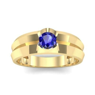 Ij055 Render 1 01 Camera2 Stone 3 Blue Sapphire 0 Floor 0 Metal 3 Yellow Gold 0 Emitter Aqua Light 0