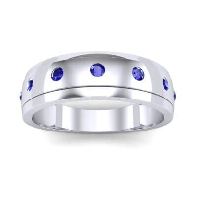 Ij096 Render 1 01 Camera2 Stone 3 Blue Sapphire 0 Floor 0 Metal 1 Platinum 0 Emitter Aqua Light 0
