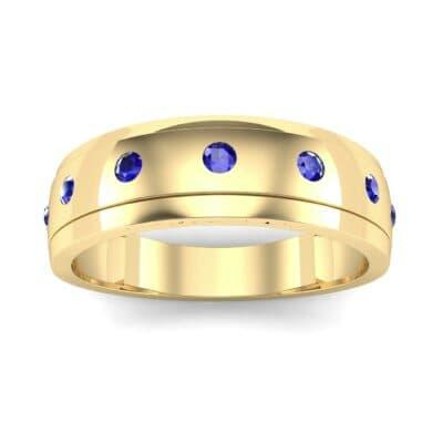 Ij096 Render 1 01 Camera2 Stone 3 Blue Sapphire 0 Floor 0 Metal 3 Yellow Gold 0 Emitter Aqua Light 0