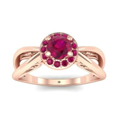 Ij097 Render 1 01 Camera2 Stone 2 Ruby 0 Floor 0 Metal 2 Rose Gold 0 Emitter Aqua Light 0