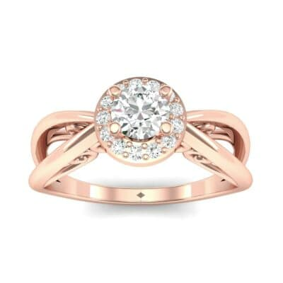 Ij097 Render 1 01 Camera2 Stone 4 Diamond 0 Floor 0 Metal 2 Rose Gold 0 Emitter Aqua Light 0