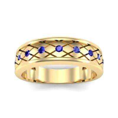 Ij099 Render 1 01 Camera2 Stone 3 Blue Sapphire 0 Floor 0 Metal 3 Yellow Gold 0 Emitter Aqua Light 0