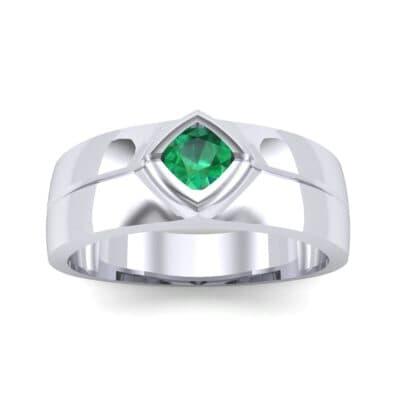 Ij107 Render 1 01 Camera2 Stone 1 Emerald 0 Floor 0 Metal 1 Platinum 0 Emitter Aqua Light 0