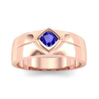 Ij107 Render 1 01 Camera2 Stone 3 Blue Sapphire 0 Floor 0 Metal 2 Rose Gold 0 Emitter Aqua Light 0