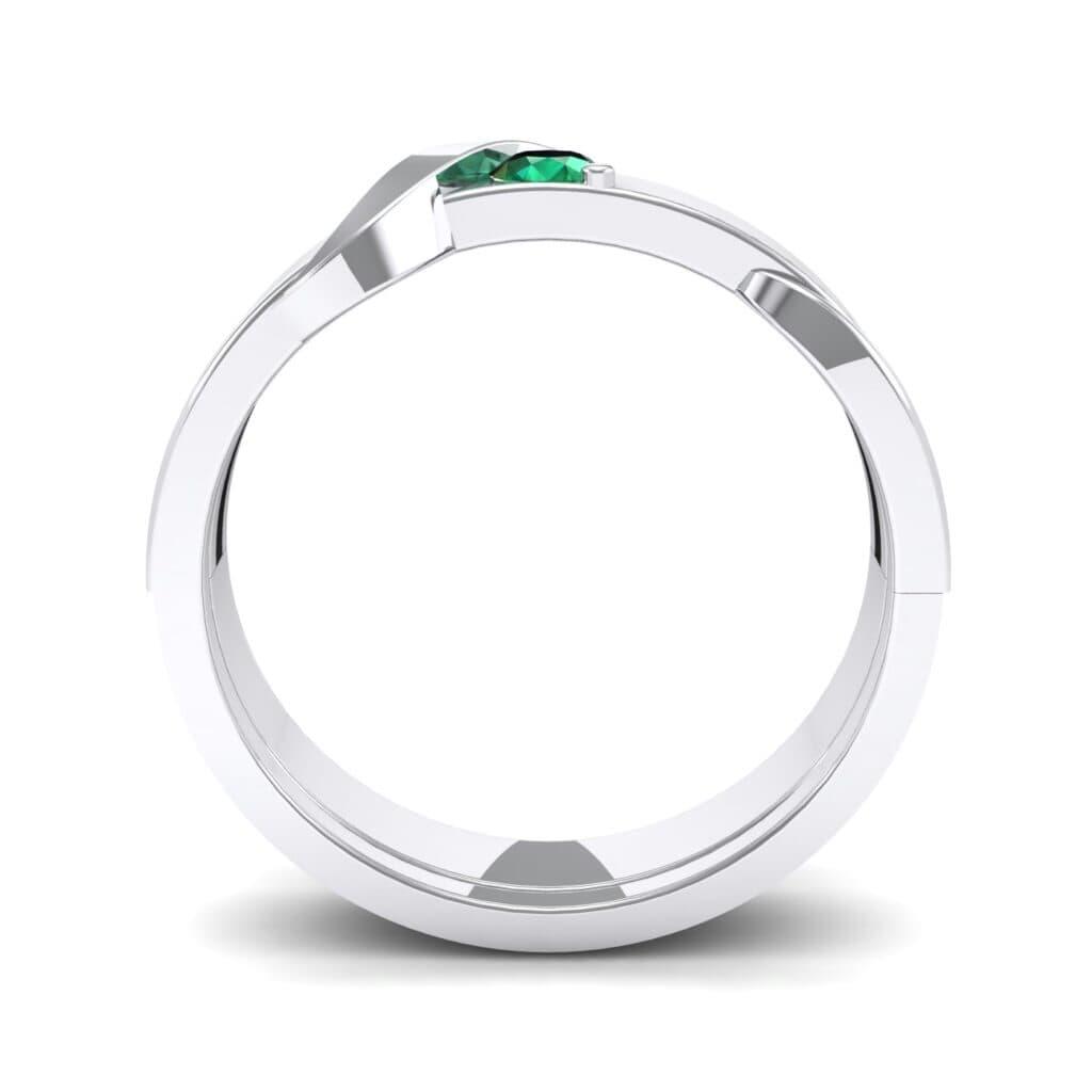 Ij118 Render 1 01 Camera3 Stone 1 Emerald 0 Floor 0 Metal 4 White Gold 0 Emitter Aqua Light 0