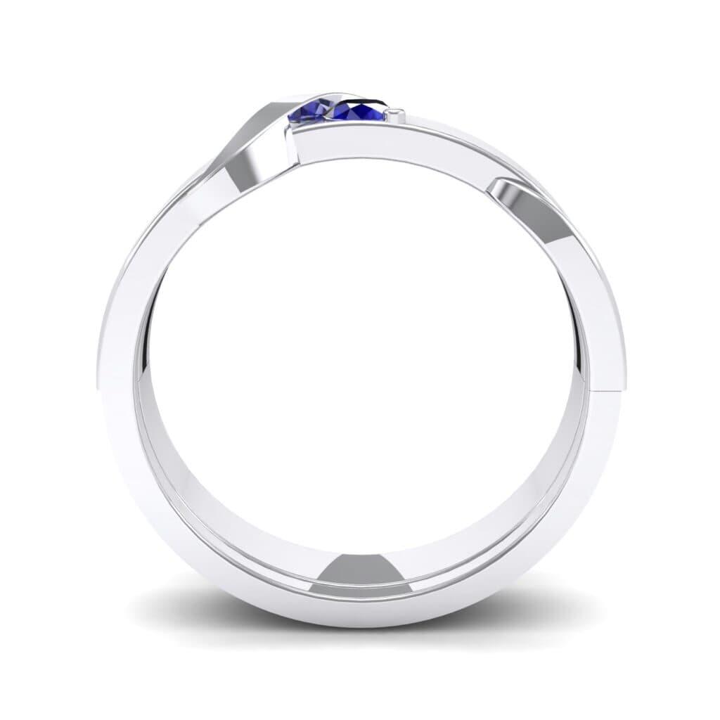 Ij118 Render 1 01 Camera3 Stone 3 Blue Sapphire 0 Floor 0 Metal 4 White Gold 0 Emitter Aqua Light 0