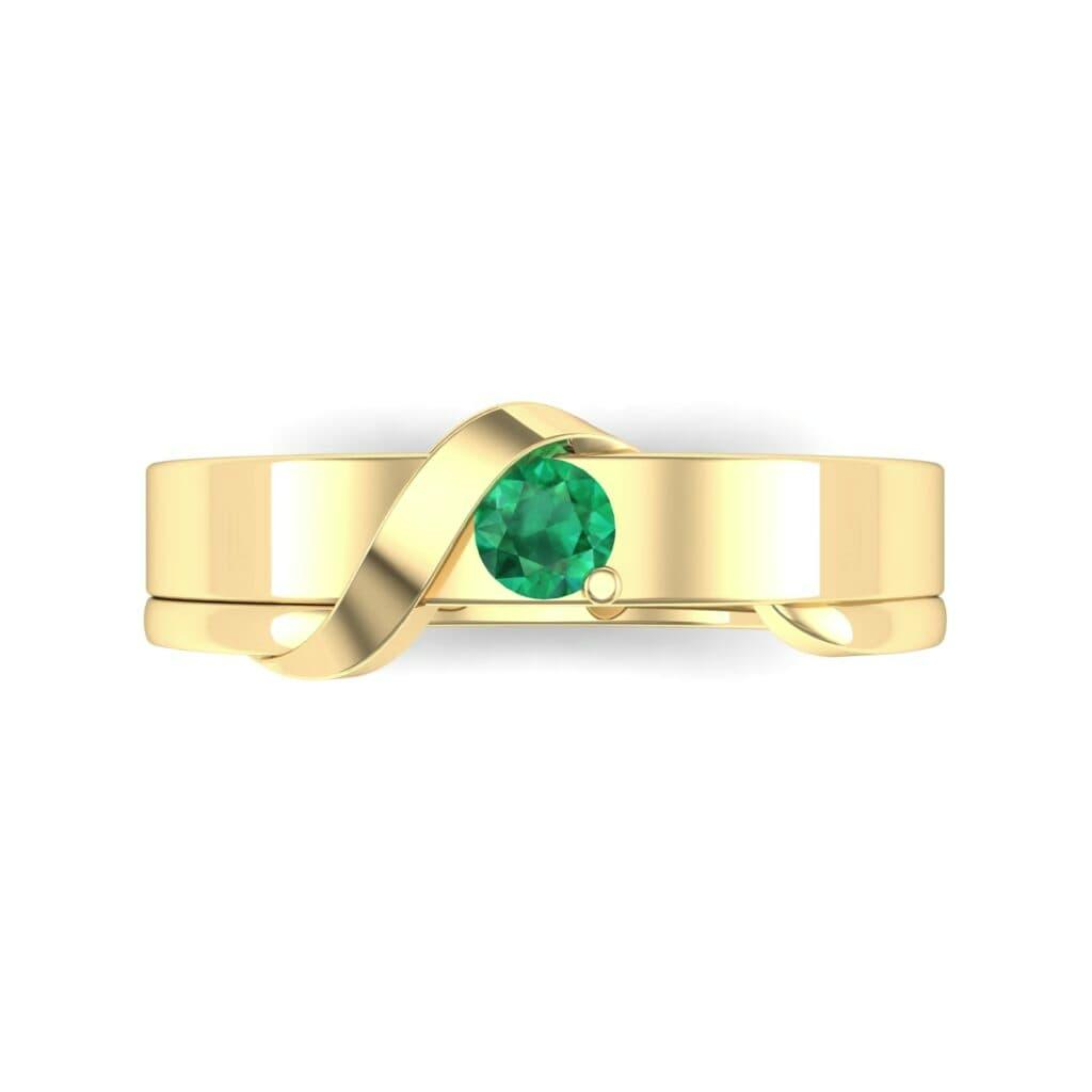 Ij118 Render 1 01 Camera4 Stone 1 Emerald 0 Floor 0 Metal 3 Yellow Gold 0 Emitter Aqua Light 0