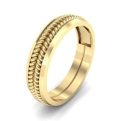 Fishtail Ring (0 CTW) Perspective View