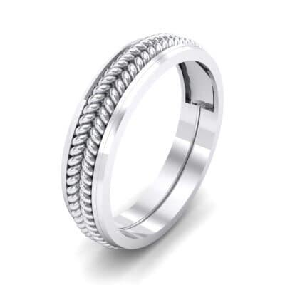 Fishtail Ring (0 CTW)