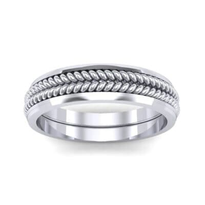 Fishtail Ring (0 CTW) Top Dynamic View