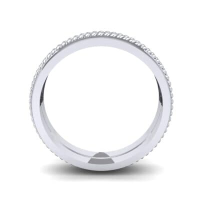 Fishtail Ring (0 CTW) Side View