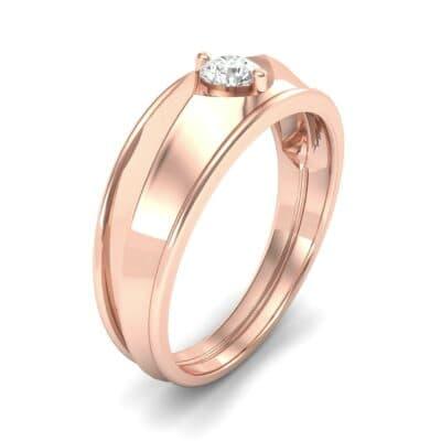 North Star Diamond Ring (0.17 CTW)