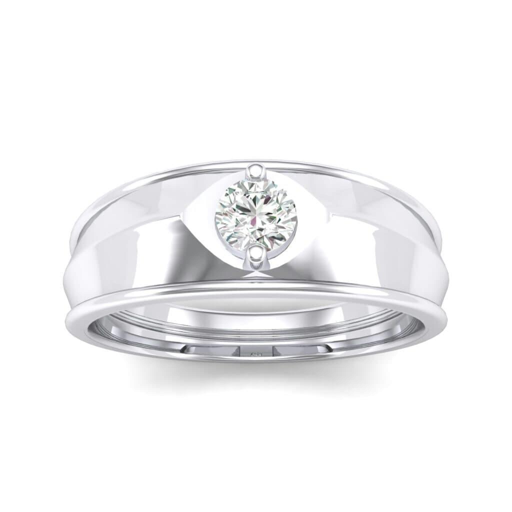Ij125 Render 1 01 Camera2 Stone 4 Diamond 0 Floor 0 Metal 4 White Gold 0 Emitter Aqua Light 0