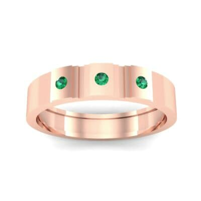 Ij140 Render 1 01 Camera2 Stone 1 Emerald 0 Floor 0 Metal 2 Rose Gold 0 Emitter Aqua Light 0