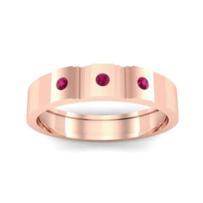 Ij140 Render 1 01 Camera2 Stone 2 Ruby 0 Floor 0 Metal 2 Rose Gold 0 Emitter Aqua Light 0