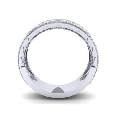 Starlight Rope Diamond Ring (0.05 CTW) Side View