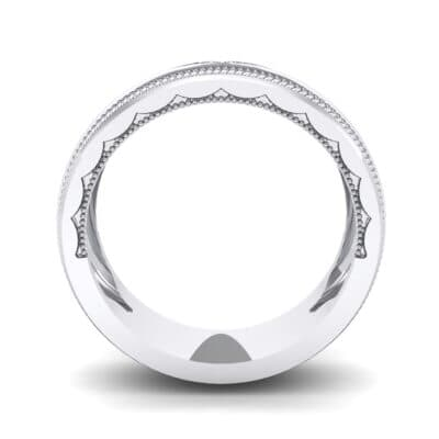 North Star Rope Crystal Ring (0.03 CTW) Side View