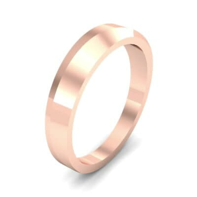 Bevel Ring (0 CTW) Perspective View