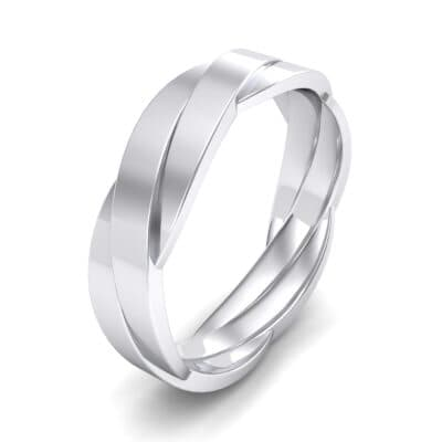 Weave Ring (0 CTW) Perspective View