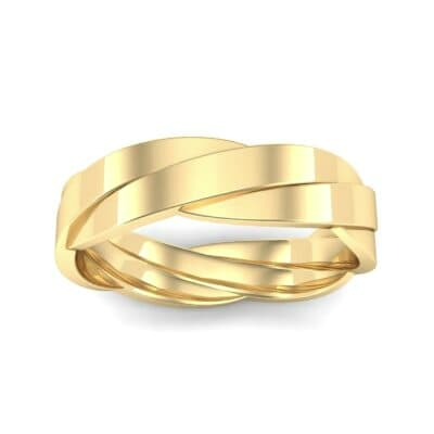 Weave Ring (0 CTW) Top Dynamic View