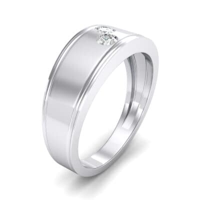 Two-Stone Diamond Ring (0.22 CTW) Perspective View