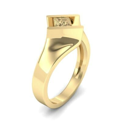 Bold Tension Diamond Ring (0.45 CTW) Perspective View